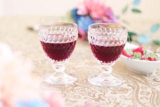 ワイン1杯の写真・画像素材[2494204]