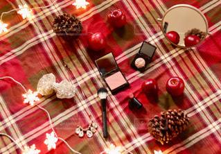 冬,屋内,クリスマス,美容,パーティー,コスメ,化粧品