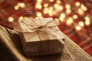 クリスマスプレゼントの写真・画像素材[3935593]