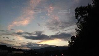夕日の写真・画像素材[2437193]