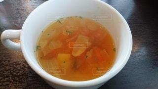 体が温まるスープの写真・画像素材[2482327]