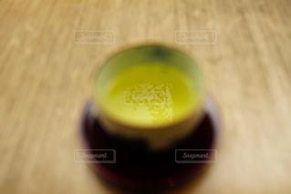 コーヒーカップのクローズアップの写真・画像素材[2406781]