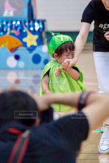 泣き虫のメロン君の写真・画像素材[2479931]