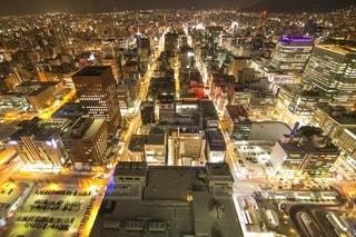 夜の都市の写真・画像素材[2723581]