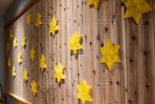 黄色い花のテディベアの写真・画像素材[2892180]