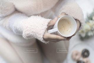 コーヒーを一杯飲むの写真・画像素材[2903836]