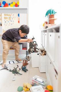 台所の人々のグループの写真・画像素材[3365963]
