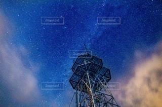 塔のクローズアップの写真・画像素材[3372189]