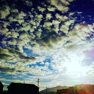 雲の子供達の写真・画像素材[2426032]