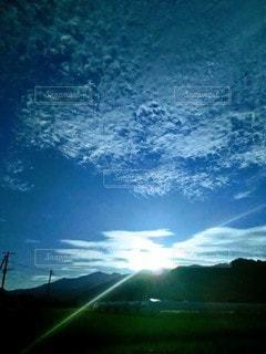 絹雲の写真・画像素材[2428027]