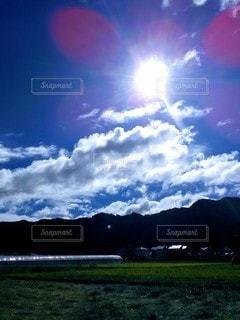 秋分の日の空の写真・画像素材[2472209]