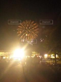 祭りの晩の写真・画像素材[2631025]