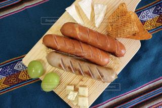 チーズ,ソーセージ,前菜,メキシカン,おつまみ,ピンチョス,ホームパーティー,お家ごはん,ぶどう,ジョンソンヴィル