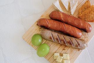 チーズ,美味しい,ソーセージ,前菜,おつまみ,ピンチョス,ホームパーティー,ジョンソンヴィル