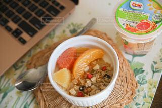 食べ物,フルーツ,果物,休憩,PC,仕事,レシピ,楽しい時間,フルーツカップ