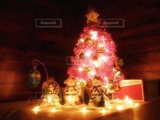 クリスマスの飾りの写真・画像素材[2840440]