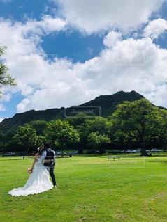 憧れのハワイ挙式!の写真・画像素材[2616752]