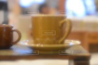 ティーカップと風景☕️の写真・画像素材[2648282]