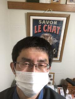 風邪予防になりました。の写真・画像素材[2652288]