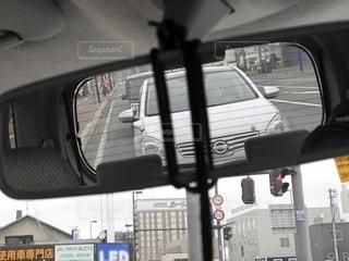 車の眺めの写真・画像素材[2718046]