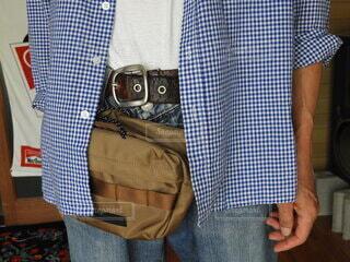 衣装を着ている人の写真・画像素材[4619406]