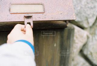 手,女の子,手紙,ポスト,フィルム,郵便,フィルム写真,フィルムフォト