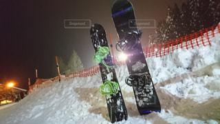 風景,アウトドア,夜,スポーツ,雪,人物,ゲレンデ,レジャー,スノーボード,ウインタースポーツ