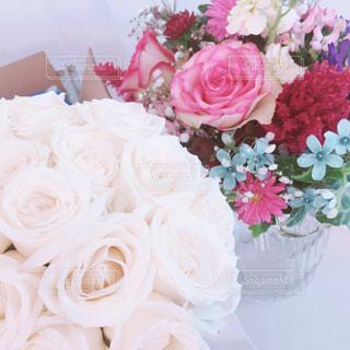 思い出の花束の写真・画像素材[3084270]