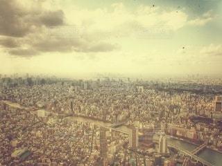 空,建物,屋外,東京,都市,都会,高層ビル,眺望,フィルム,広い,景観,フィルム写真,フィルムフォト