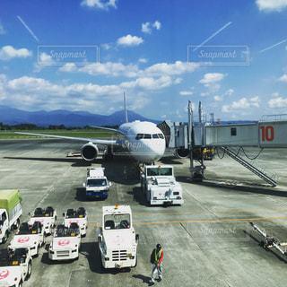 空,夏,雲,飛行機,山,旅行,空港,フィルム,航空機,フィルム写真,フィルムフォト