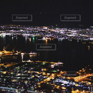 夜,夜景,北海道,街,旅行,フィルム,函館,フィルム写真,100万ドル,フィルムフォト