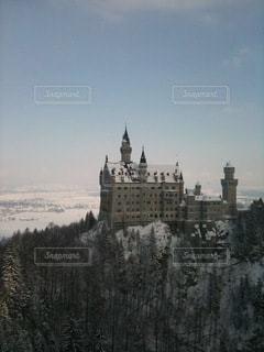 ノイシュヴァンシュタイン城の写真・画像素材[3369804]