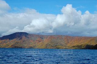 雲・山・水の写真・画像素材[2447593]