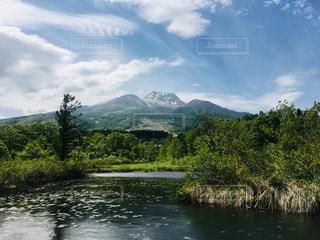 妙高山の写真・画像素材[2477100]