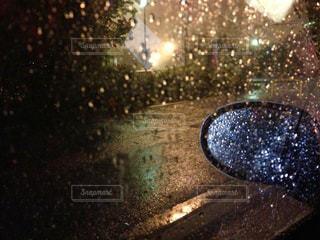 ゲリラ豪雨の写真・画像素材[2483292]