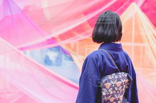 東京ミッドタウン秋のフォトウォークの写真・画像素材[2651287]