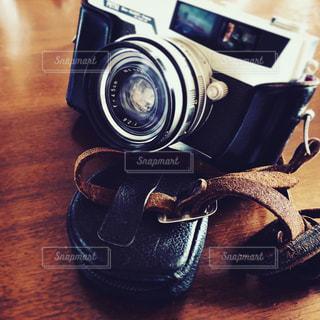 Old Cameraの写真・画像素材[2453678]