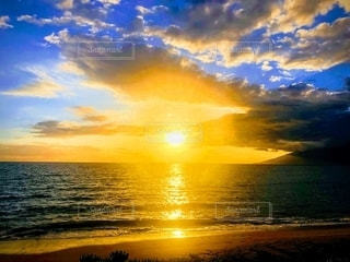 マウイのビーチの写真・画像素材[2625118]