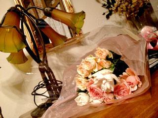 バラ花束の写真・画像素材[3087953]