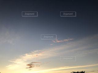 空,太陽,雲,光,夕陽