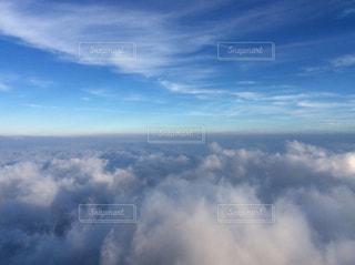 富士山の雲の写真・画像素材[2441003]