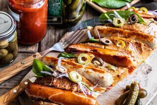 朝食,昼食,サンドイッチ,ソーセージ,ジューシー,ブランチ,ウィンナー,ホットドック,PR,ジョンソンヴィル