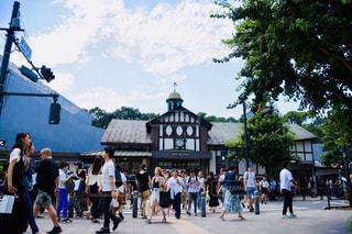 夏,原宿,駅前,フィルム,フィルム写真,フィルムフォト
