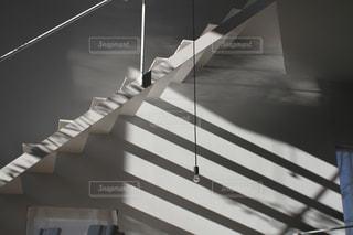 インテリア,階段,影,デザイン,白壁,デザイナー