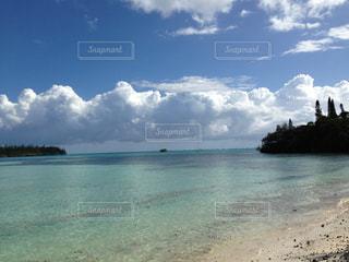 南国の海の写真・画像素材[2443262]