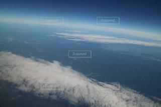 空の上からの写真・画像素材[2443821]