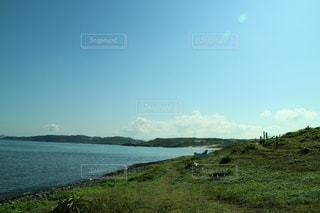 大きな水域の写真・画像素材[3557897]