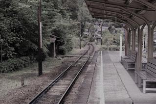 大井川鐵道 田野口駅の写真・画像素材[2466240]