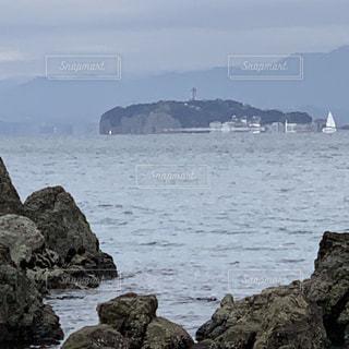 森戸海岸の写真・画像素材[2806059]