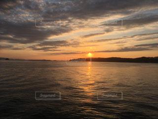 夕日を求めての写真・画像素材[955903]